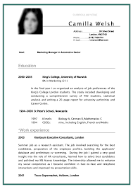 sample of short resume student resumes samples resume for your job application short resume samples how make cover letter for resume examples example standard reference cover letter simple