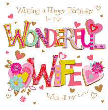 funny happy birthday cards for wife birthday decoration