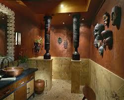 Safari Bathroom Ideas African Safari Bathroom Decor