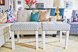 Lack Sofa Table Hack by Remodelaholic From Bargain To Beautiful 29 Stylish Ikea Lack