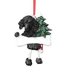 109 best poodle christmas ornaments images on pinterest ceramics