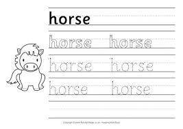 free printable word tracing sheets handwriting worksheet