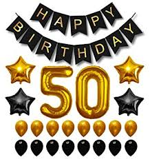 50th birthday balloons 50th birthday balloons happy birthday decorations