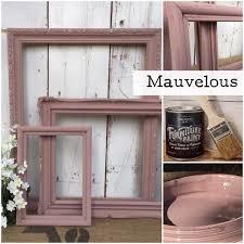 Mauve Home Decor Mauve Chalk Paint Painted Furniture Shabby Chic Painting