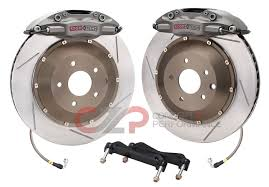 nissan 350z z33 review stoptech rear trophy sport big brake kit 355mm nissan 350z 03