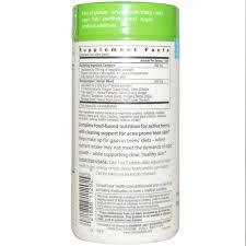 rainbow light multivitamin side effects rainbow light active health teen with derma complex food based