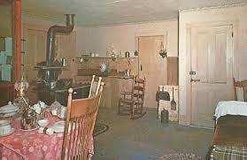 Homestead Kitchen The Kitchen Historic Sites