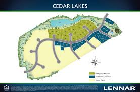 providence new home plan in cedar lakes tradition by lennar