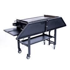 blackstone griddle surround table blackstone 36 surround table accessory walmart com