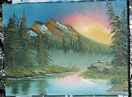 are bob ross brand paints necessary for the bob ross technique
