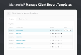 seo report template client reports new features with managewp orion managewp client report manage your templates