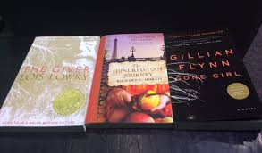 books to movies the giver the hundred foot journey u0026 gone
