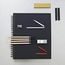 daler rowney simply wirebound sketchbook u0026 sketching pencil set