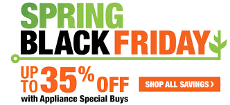 home depot black friday preview 2017 home depot spring black friday appliance savings are here milled
