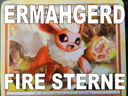 Ermahgerd Animal Memes - fire sterne ermahgerd know your meme