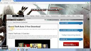 how to download and install grand theft auto 3 pc free youtube