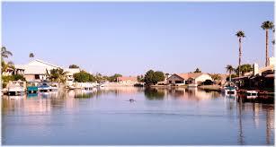 phoenix arizona waterfront homes peoria az waterfront lake