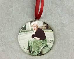 marilyn ornaments etsy