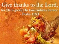 thanksgiving 10 reasons to give thanks to god holy family