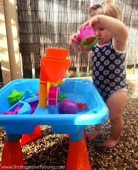 Toddler Water Table Finding Myself Young Sensory Water Play For Toddlers