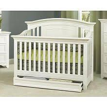 Convertible Cribs On Sale Stork Craft Princess 4 In 1 Fixed Side Convertible Crib White