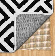 Non Slip Rug Pads For Laminate Floors Best Rug Pads For Hardwood Floors Which Can Be Your Worth Interior