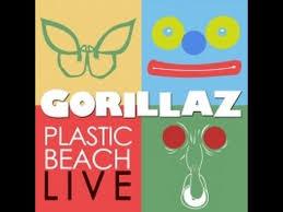 plastic photo album gorillaz plastic live album cd1