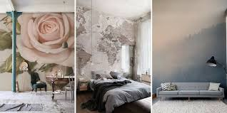 make an interior design statement with a wall mural