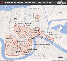 New Orleans Usa Map by How Do We Map New Orleans Let Us Count The Ways Nola Com