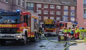 Feuerwehr Bad Hersfeld Fw Ge Zwei Brände Am Mittwochnachmittag In Bismarck Und Schalke