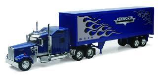 partes de kenworth trailer kenworth w900 caja seca con flamas 1 32 akitoys