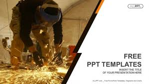 Welding Templates Free free professional powerpoint templates design