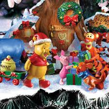 bradford exchange home decor amazon com disney tabletop christmas tree the wonderful world of