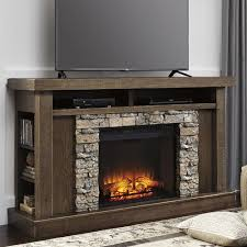 Wall Electric Fireplace Electric Fireplace With Mantel And Shelves Best 25 Wall Mount