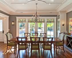 Dining Room Window Best Innovative Dining Room Window Treatments Delightful Creative