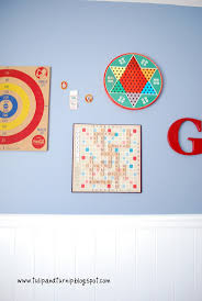 Game Room Wall Decor by 45 Best Decorating With Vintage Games Images On Pinterest