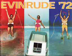 1972 evinrude outboard outboard sales brochure by liquid nirvana
