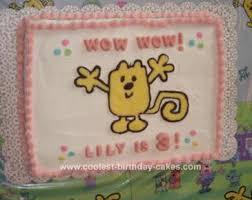 coolest wow wow wubbzy birthday cake