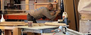 kitchen cabinet carpenter kitchen cabinet design man people cabinet maker working in