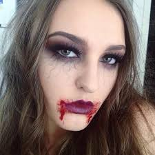 kids halloween vampire makeup any other vampire diaries fans i did this today and had so much