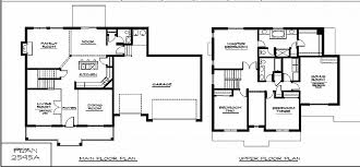 2 story floor plan house plan fresh two story house plans with master on floor