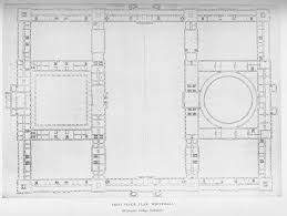 Palace Floor Plans Whitehall Palace Plan Of First Floor Other Title Whiteha U2026 Flickr