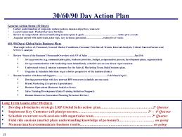 90 day business plan template free sales business plan template