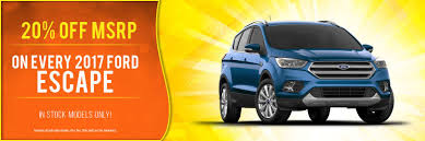 Ford Escape Msrp - donnell ford lincoln of salem new u0026 used ford dealer salem oh