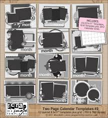 new 2012 calendars grids u0026 templates digishoptalk digital
