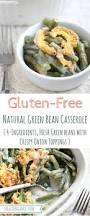 gluten free green bean casserole veggie balance