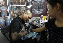 london international tattoo convention world chinadaily com cn