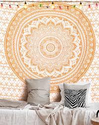 mandala tapestry wall hanging boho hippy junk gypsy wedding