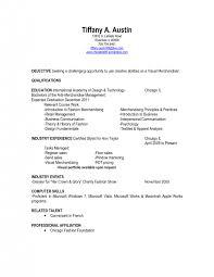 fashion design resume template sample fashion designer resume fashion Blue Sky Resumes