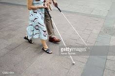 Blind People Stick 129821865 Blind Woman Using Walking Stick Gettyimages Jpg 507 338